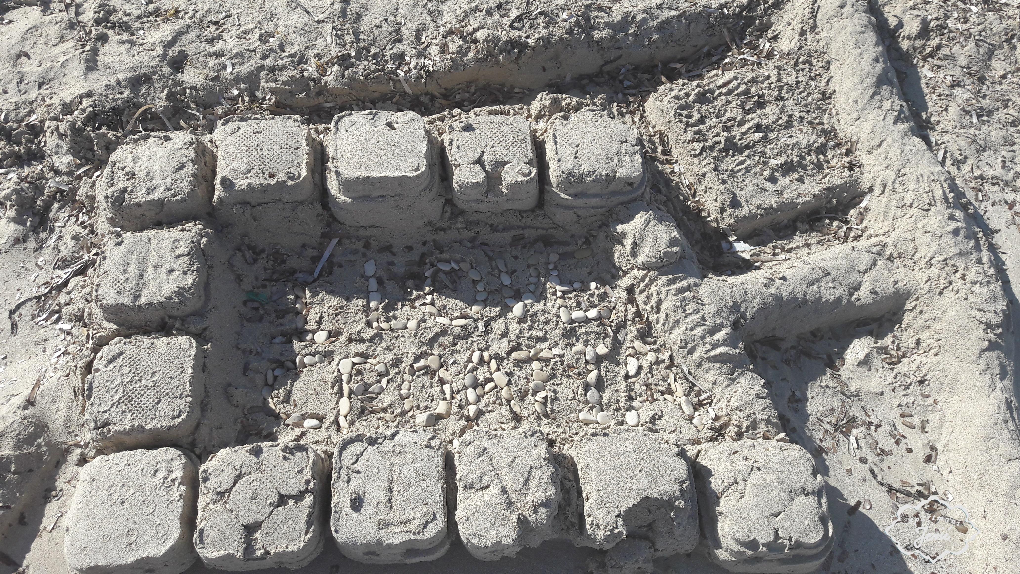 saharun kule u pijesku